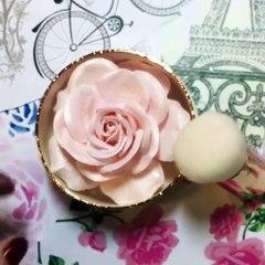 La Rose à Poudrer par Lancôme @maria_taranenko_elle_russia