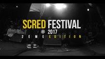 Scred Festival 2 - Trace Urban (Teaser)
