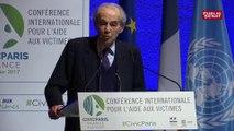"""""""Le droit même de la réparation due aux victimes doit changer"""", explique Robert Badinter à la Civic"""