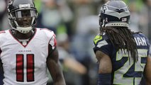 D. Led: Falcons Concern vs. Seahawks