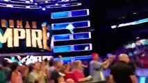 WWE Roman Reigns Dean Ambrose & John Cena Vs Bray Wyatt Erick Rowan & Seth Rollins 2016 HD