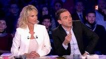 ONPC, France 2 : Mazarine Pingeot pas intéressée par Une ambition intime de Karine Le Marchand
