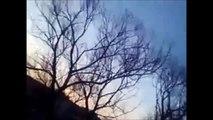 Meteor Hits Russia   Meteorite Crash in Russia   Meteor Showers Russia Crash   15 02 2013 (HD)
