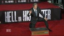 Nommé aux Oscars 2017 pour Comancheria, Jeff Bridges a laissé ses empreintes