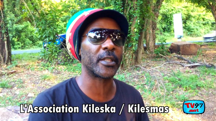 Carnaval O Pays Guadeloupe avec le groupe kILESKA