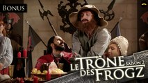 Le Trône des Frogz Saison 2 : Bonus : Gontran le villageois (scène coupée) - Regarder EP08