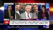 Dr. Shahid Masood On Khawaja Asif Statement Over General Raheel Sharif