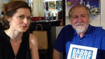 Pierre Santini et Charlotte Adrien evoquent le ' Barbe bleue ' d'Amelie...