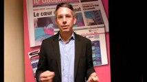 Bourgoin-Jallieu : le maire face aux lecteurs du Dauphine...