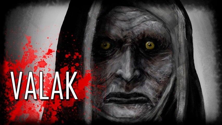A Verdadeira história de VALAK! A Freira de Invocação do mal 2