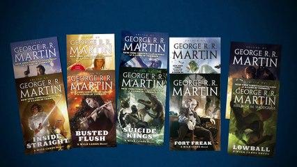 George R R Martin's Wild Cards: The Origin Story