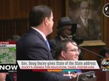 Governor Ducey gives State of the State address