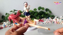Cute Japanese Toy Girl, Super Sonico Toy | Ichika Takatsuki Figure | Kids Toys Videos HD Collection