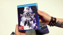Attack on Titan Collection 2 Limited Edition Blu-ray Unboxing!-oSj5CVborig