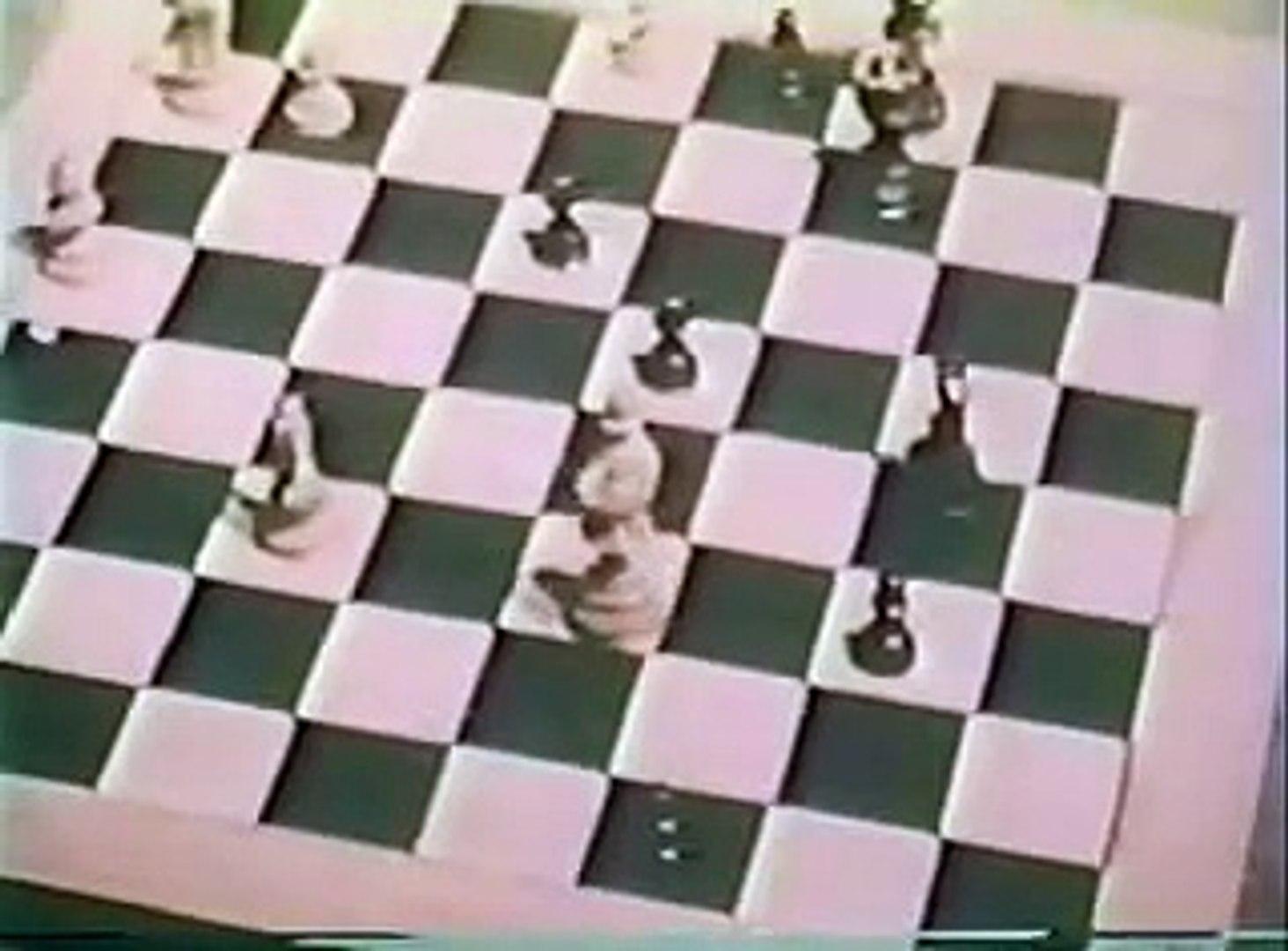 8 X 8: A Chess Sonata in 8 Movements Trailer