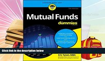 Read  Mutual Funds For Dummies  Ebook READ Ebook
