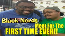I Meet ANDRE The BLACK NERD @ The Southern California Retro Gaming Expo!