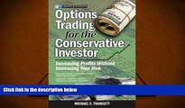 Options trading for the conservative investor pdf