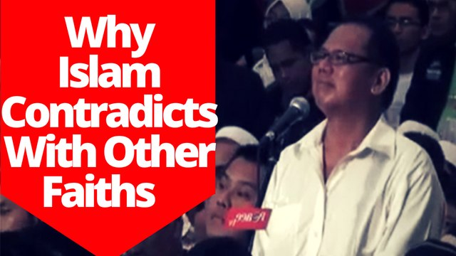 Why Islam Contradicts With Other Faiths ~ Dr ZaKir Naik