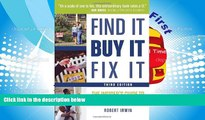 Read  Find It, Buy It, Fix It: The Insider s Guide to Fixer-Uppers  PDF READ Ebook