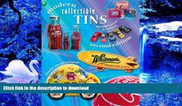 READ book Modern Collectible Tins (Modern Collectible Tins: Identification   Values) Linda