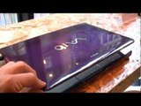 Sony VAIO Laptops 2011 Lineup Hands-On