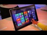 Sony VAIO Tap 20 Hands-on - CES 2013