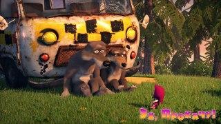 Маша и Медведь - Эх, прокачу! (Трейлер 2)-fsECnO_TX0s