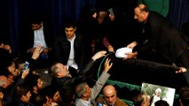 Iranianos despedem-se de Hashemi Rafsanjani