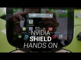 Nvidia Shield Hands On!