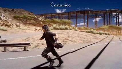 Glitch pour explorer tout Niflheim de Final Fantasy XV