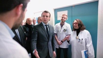 Emmanuel Macron à Nevers et Saint-Pourçain