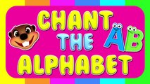 'Chant the Alphabet' _ ABC Learning for Children, Learn ABCs for Kids, Teach Letters by Busy Beavers-LjP6_mQL4as