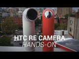 HTC Re Camera Hands-On