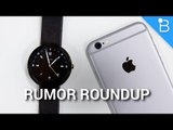 Next-Gen Moto 360 and iPhone 6s Camera Upgrades