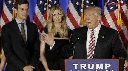 Jared Kushner : de gendre de Trump à conseiller spécial de la Maison Blanche