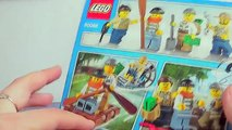#Лего Сити Лесная полиция #конструктор Lego City Forest police unboxing