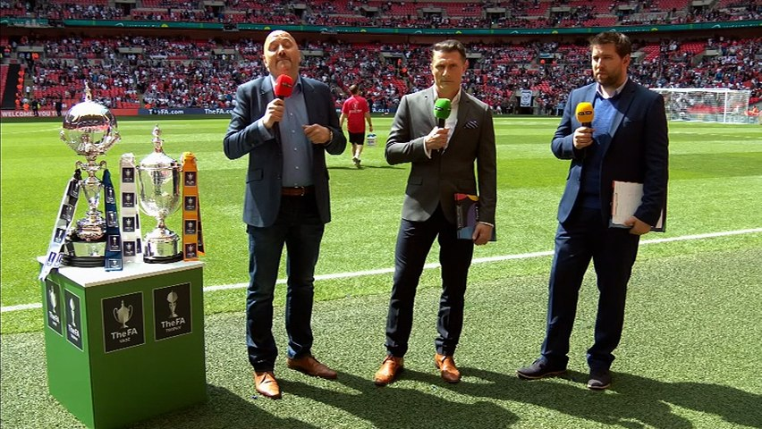 BT Sport - FA VASE feature