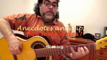 Anecdotes with Paco de Lucia + Tips 3 (How many scales Paco used) technique lesson by Ruben Diaz