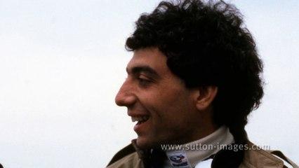 Michele Alboreto: eine italienische F1 Legende