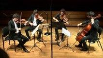 Haydn : Quatuor à cordes en ré majeur op. 50 n° 6 - Quatuor Hanson