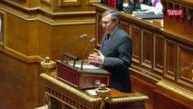 Le Sénat propose de baisser le nombre de juges de la cour d'assises antiterroriste