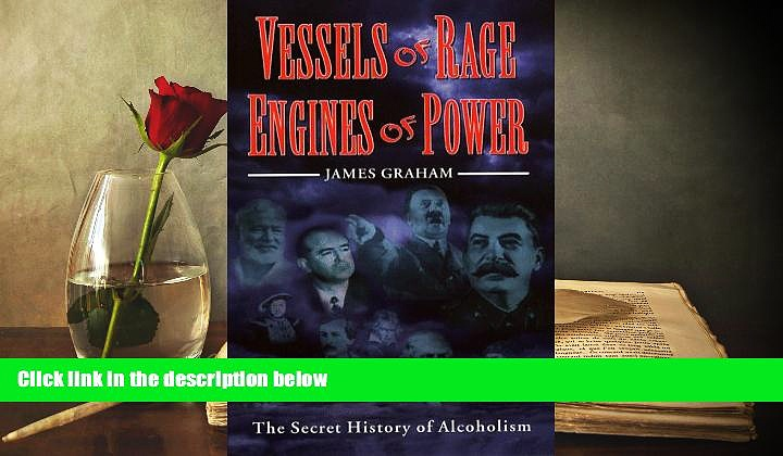 Audiobook  Vessels of Rage, Engines of Power: The Secret History of Alcoholism James Graham Trial