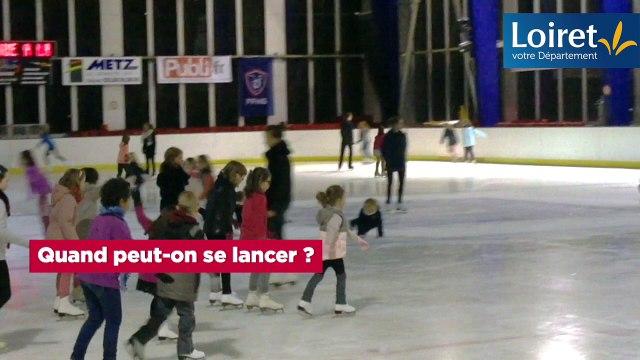 Chaussez vos patins !
