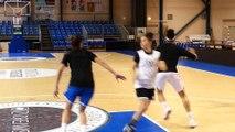 Basket Landes: Queralt Casas a repris l'entraînement collectif