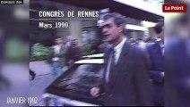 Janvier 1992 : Henri Emmanuelli devient président de l'Assemblée Nationale