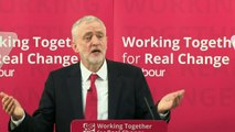 Labour leader Jeremy Corbyn backtracks on pay cap