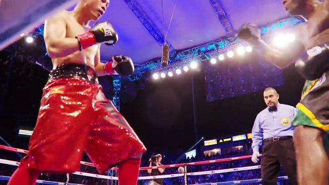 Look Back - Nicholas Walters' HBO Boxing Debut (HBO Boxing)-xiGSQfxRqsQ