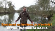 Condamné au bonheur, IZARRA s'envole ! Raphaël Zacharie de IZARRA