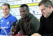 """Fallou Diagne de retour au FC Metz : """"Je suis ici chez moi"""""""